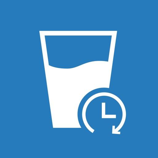 Вода - напоминание пить воду водный баланс трекер