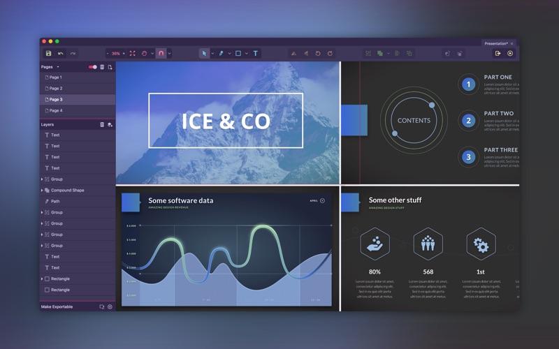 Gravit Designer for Mac