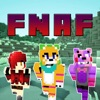 Innovative FNAF Skins for Minecraft Pocket Edition