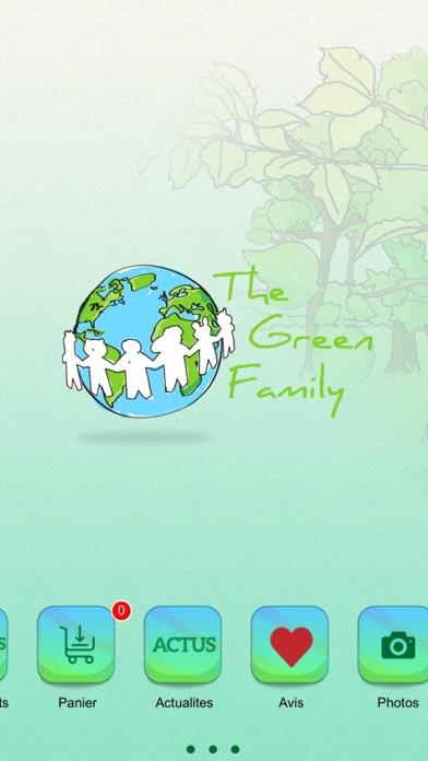 The Green FamilyCapture d'écran de 1