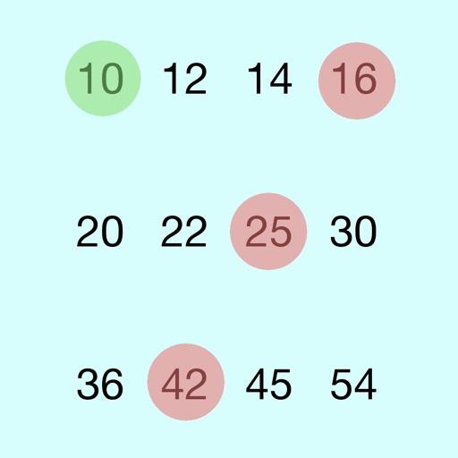MultiplyBingo iOS App