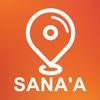 Sanaa, Yemen - Offline Car GPS