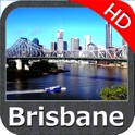 Marine: Brisbane HD - GPS Map Navigator icon