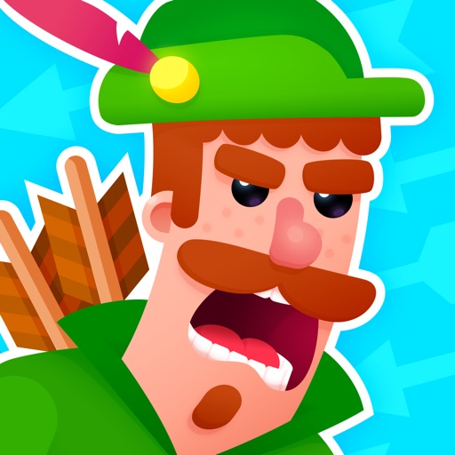Bowmasters - Top Multiplayer B... app for ipad
