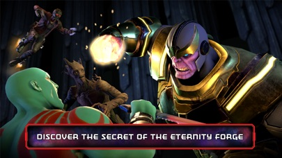 Guardians of the Galaxy TTG screenshot 1