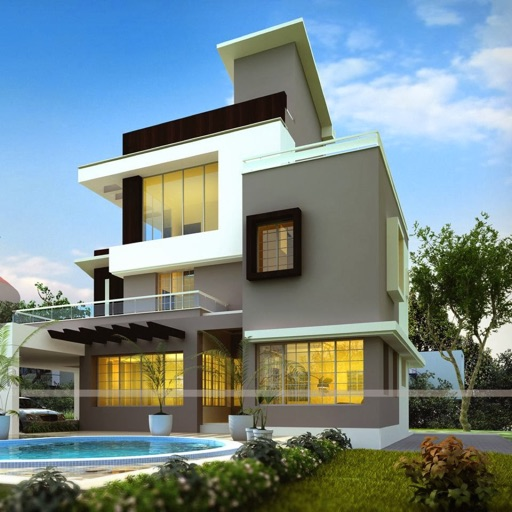Luxury modern house for small ideas