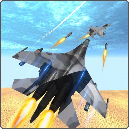 Modern Combat Aerial Battle iOS App