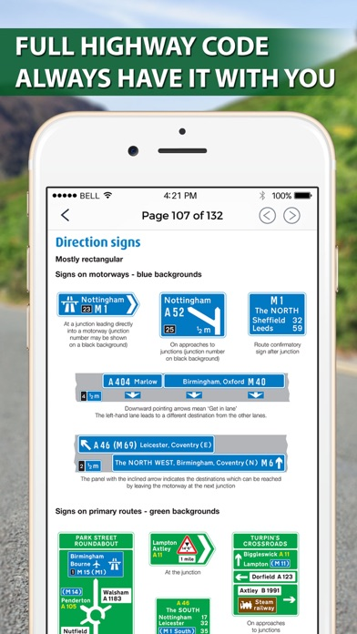 download PCV Theory Test and Hazards appstore review