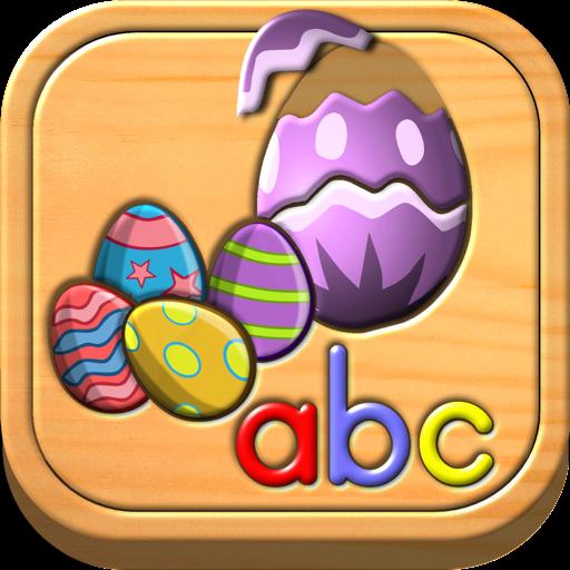孩子们复活节拼图和逻辑游戏 for Mac
