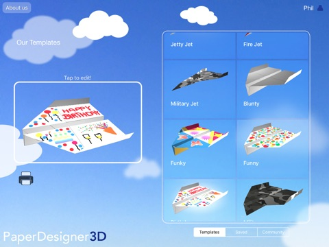 PaperDesigner 3D - Create'n Play Screenshots