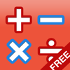 AB Maths II free - fun games and training for kids