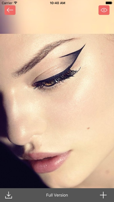 download Stylish Eye Makeup Designs, Best Eye Shadows Ideas apps 2