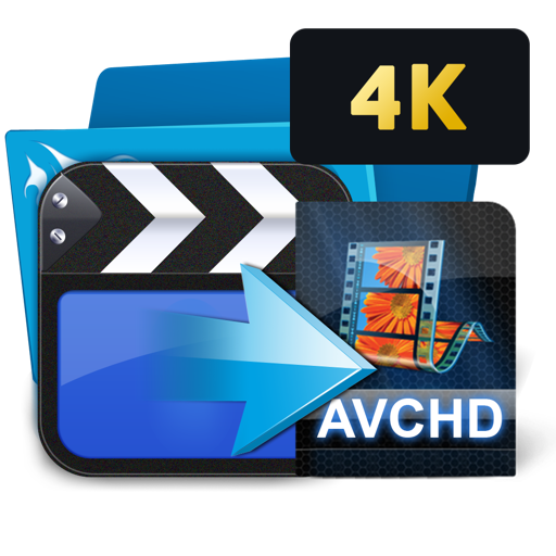 AnyMP4 AVCHD Converter
