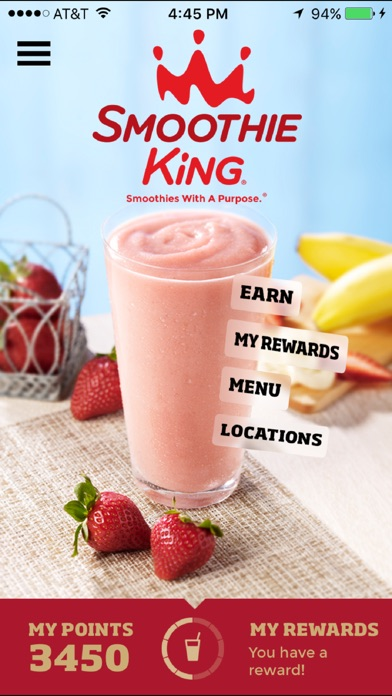 🎉 Visit your local Smoothie King today and get a 32oz Smoothie for $5 or a Meal Replacement Smoothie for $6. Give your Smoothie a little extra love with some of our favorite Extras & Enhancers like peanut butter, multivitamin, and energy boost.