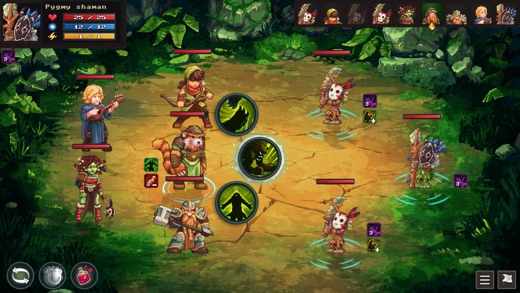 Dungeon Rushers Screenshots