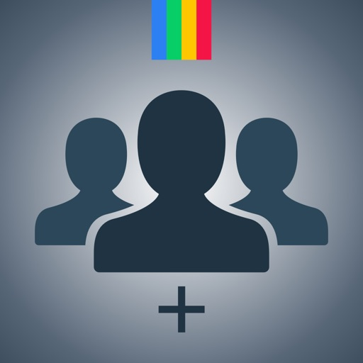 Followers Report for Instagram - Followers Insight Icon