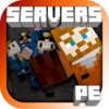 List Servers online for minecraft pe