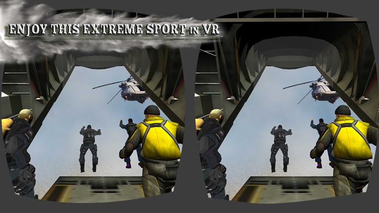 Paratroops Skydive Training - Paragliding Games 3D by Ahmed