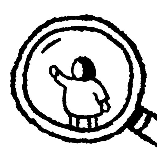 Hidden Folks app for ipad