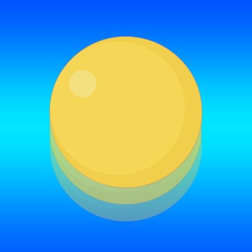 Jumping Ball Dash iOS App