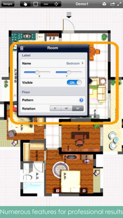Interior Design 3d Floor Plan Decorating Ideas App
