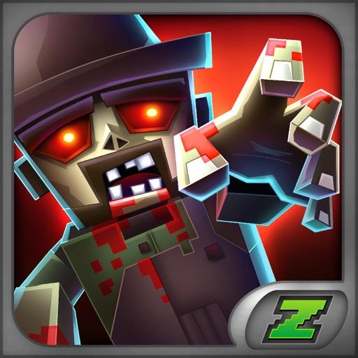 zombie farm horde attack iOS App