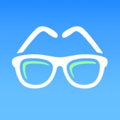 Glasses Mobile App Icon