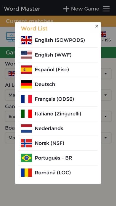 Word Master Pro - Pra... screenshot1