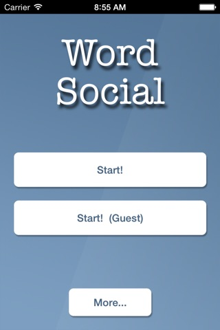 Word Social screenshot 2