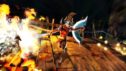 Screenshot of Darkness Reborn4