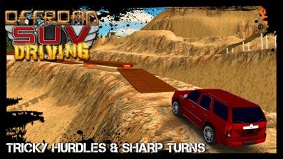 Screenshot #9 for Offroad SUV Driving & Simulator