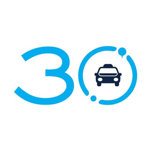 تپسی Tap30 درخواست خودرو در تهران iOS App