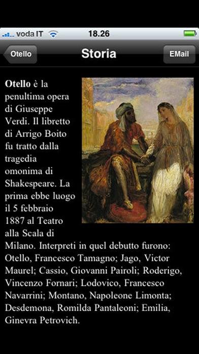 Screenshot of Opera: Otello3