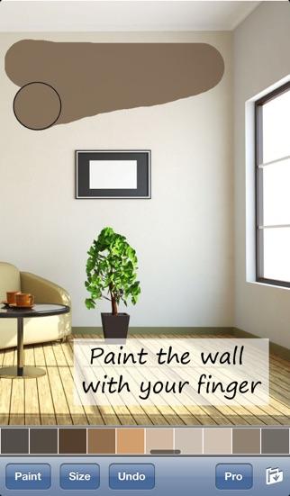 """paint my wall pro - virtuelles wand streichen"""" im app store, Wohnzimmer"""
