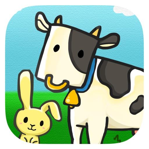 Dear Animals - interactive sticker book for kids