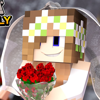 Wedding, Bride and Groom Skins For Minecraft PE