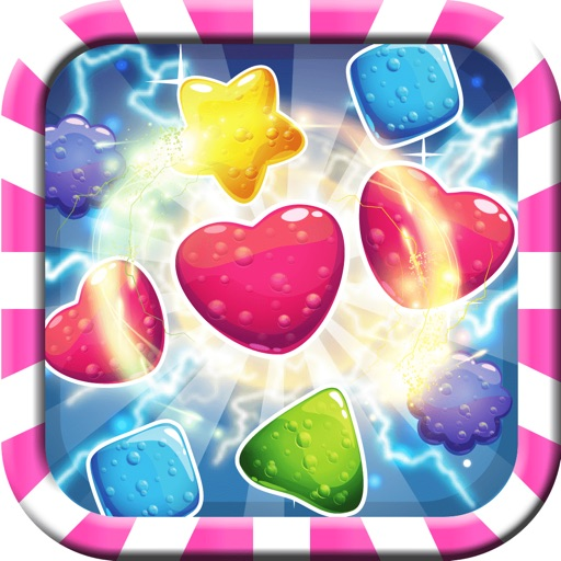 Sweet Reload : Funny Candy iOS App