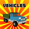 Vehicles Add Ons For Minecraft PE