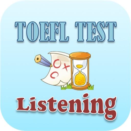 TOEFL Listening (PBT) iOS App