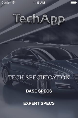 TechApp for Peugeot screenshot 1