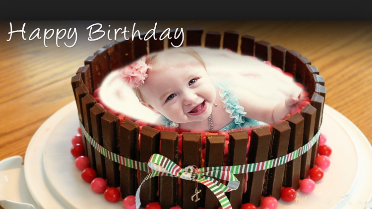 Birthday Cake Images Hd With Name ~ Name photo on happy birthday cake by arti sharma