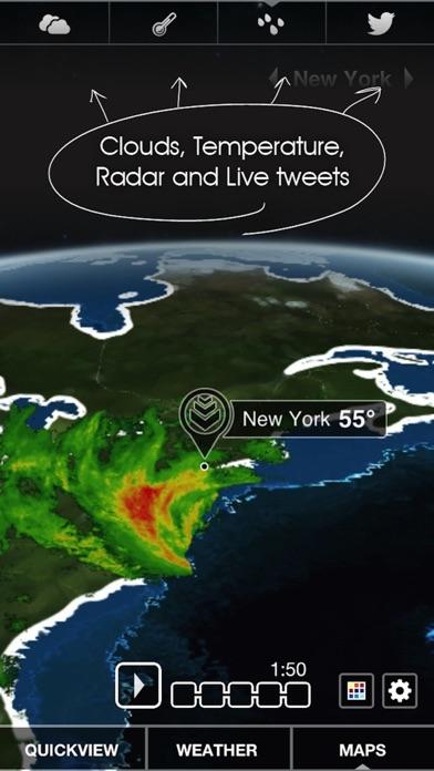 Weather HD 2 Screenshot 3