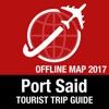 Port Said Tourist Guide + Offline Map