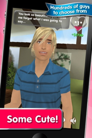 My Virtual Boyfriend - One True Love screenshot 2