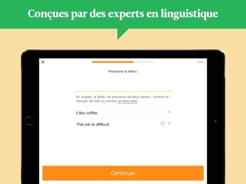 Babbel – Learn Languages screenshot 4