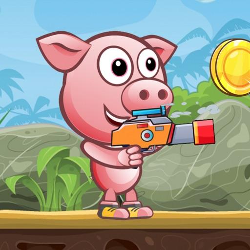 Run Pig For Pep World iOS App