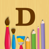 Drawing App- White!Board Drawing For Free