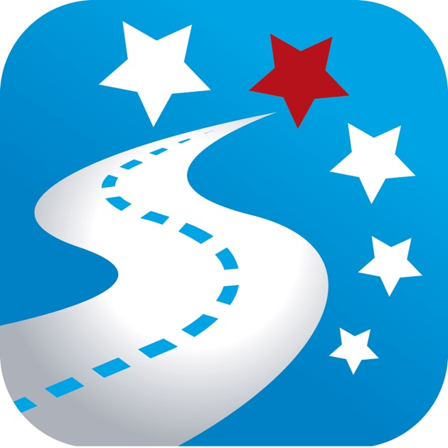 USA Rest Stops On The App Store - Map of us rest stops