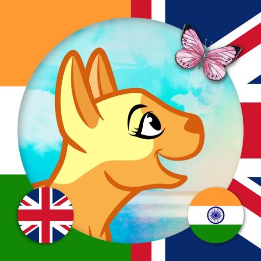 Learn Hindi & English - Toddler & Kids Animals