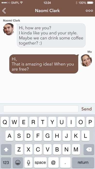 Dating app for tall